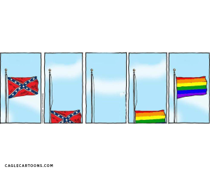 Changing the Flags